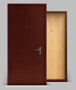 Входная металлическая дверь серии А1 металл/ХДФ