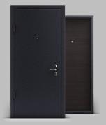 Входная металлическая дверь серии А1 металл/ХДФ Эконом