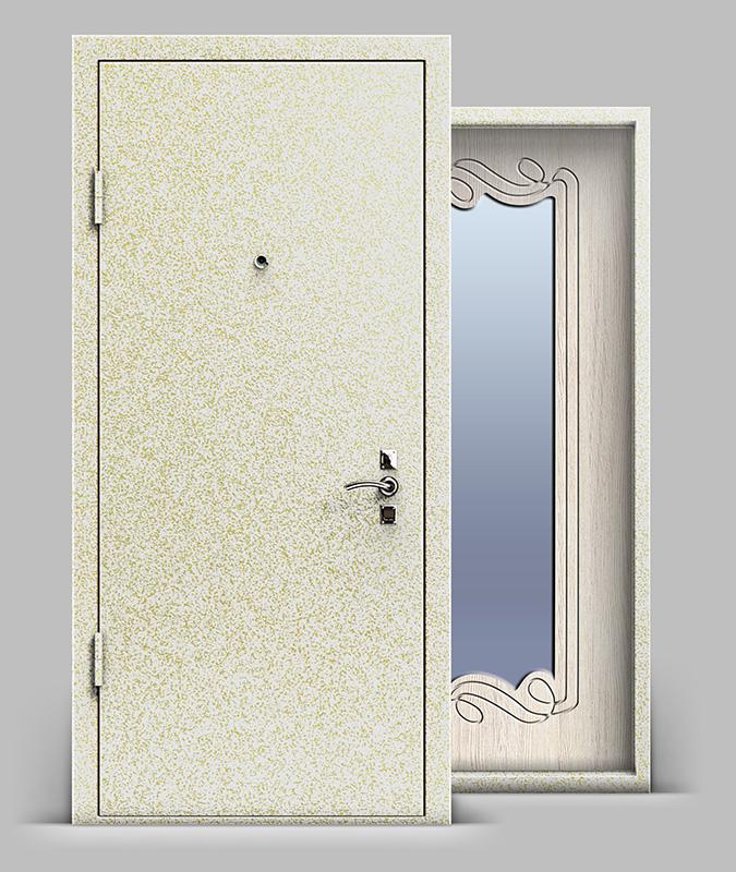 сколько стоит стандартная входная дверь
