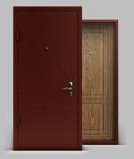 Входная металлическая дверь серии А1 металл/МДФ Эконом