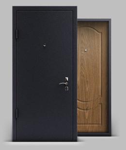 Входная металлическая дверь серии «Конструктор» А1 МДФ Light