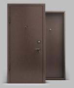 Входная металлическая дверь серии А2 металл/металл