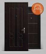 Входная металлическая дверь серии А3 МДФ