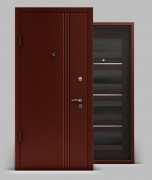 Входная металлическая дверь серии «Конструктор» А1 МДФ Царга